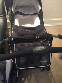 Silver cross Pram And Car Seat --- £230 ovno