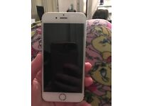 Gold iPhone 6 16GB EE