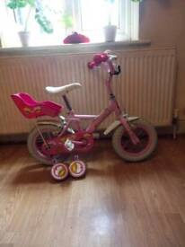 Girl bike is in excellent condition good as new