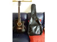J.J. Semi Acoustic Guitar