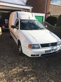 Vw caddy 2000 1.9sdi