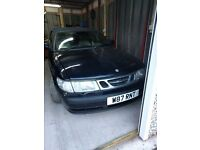 2000 Saab 9.3 2.0T SE Convertible 2 door