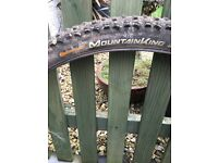 CONTINENTAL MOUNTAIN KING TYRE - 26 X 2.4