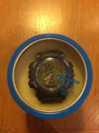 Brand new Blue men's watch
