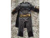 Batman costume 3/4years