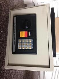 2 digital safes