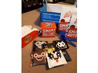 SoShape french low calorie gluten, lactose and sugar free muffin kit and mug cake kits