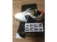 Nike lunar control golf shoes 10.5 U.K.