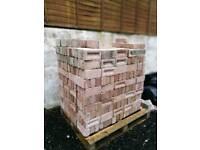 Pallet of Common bricks
