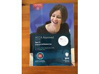 F4 (English) ACCA BPP books