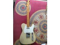 Custom Shop Fender Telecaster (54' relic)