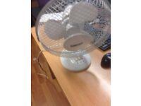 Desk fan (broken)
