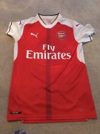 Arsenal Ladies Shirt 17/18