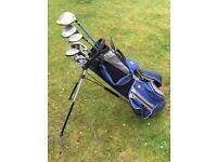 Child's golf set