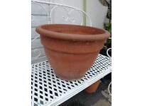 Very large Italian Terracotta Pot / planter