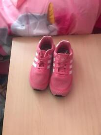 Adidas size 9 trainers