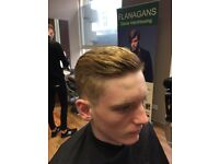 Free gents haircuts - manchester