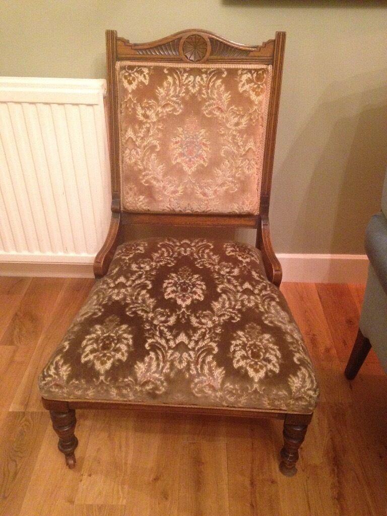 Antique nursing chair - Antique Nursing Chair