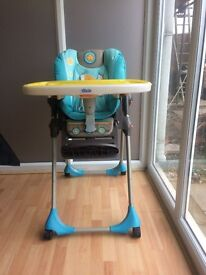 Used Baby high chair-Free to collect-used-baby high chair free to collect