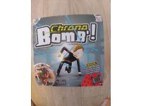 Chrono Bomb Spy Game