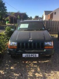 Jeep Grand Cherokee Limited for sale