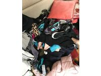 Ladies bundle of clothing