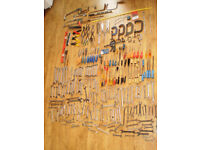 LARGE collection of Old Tools Job lot. Open to offers