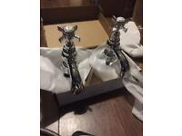 Pair of taps brand new cost 269rrp take £25 each two sets bargain
