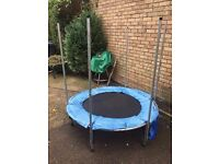 Mini trampoline available for FREE!