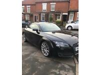 Audi TT tfsi turbo, drives superb, full service history, will px??