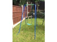 Swing and slide to clear reduced