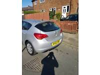 Vauxhall Astra exclusive 1.6 petrol