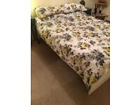 IKEA Brimnes double bed frame for sale