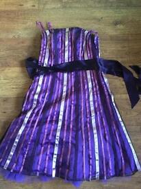 Début dress size 10