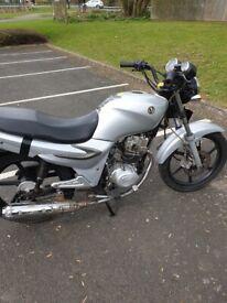 SYM, XS, 2012, 125 cc)