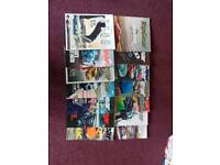 14 issues of Top gear magazine