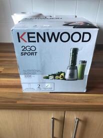 Kenwood 2GO Sport Blender/Smoothie Maker