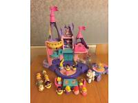 Fisher Price Little People Disney Princess Set