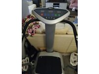 BODYFIT VIBRATING PLATE MACHINE FOR SALE