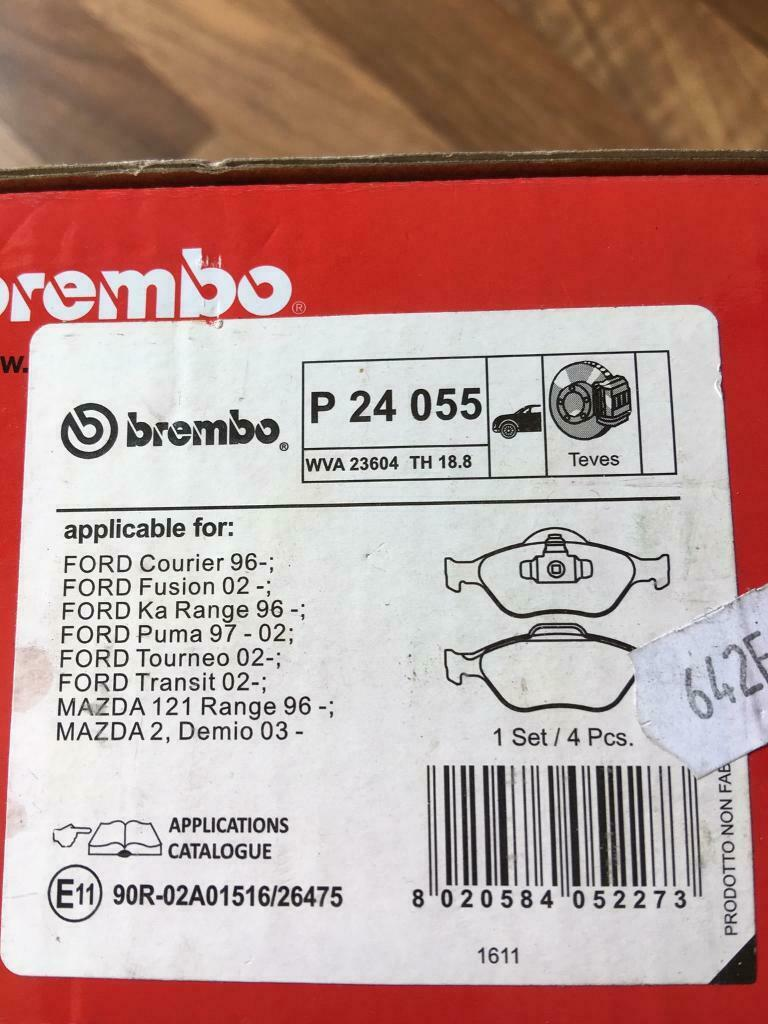 Brembo Brake pads Ford/front | in Leeds, West Yorkshire | Gumtree
