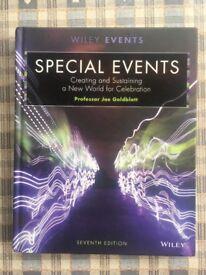 Special Events 7th edition Joe Goldblatt