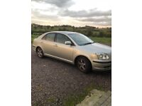 Toyota Avensis T3 X D4D.....10 MONTHS MOT.....DRIVES GREAT....CLEAN, TIDY CAR FOR YEAR