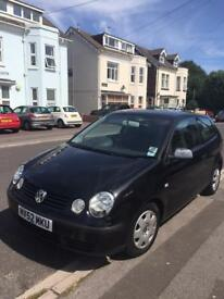 W polo 1.2 new Mot £995