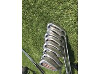 Slazenger XTC golf clubs
