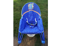 Fisher Price baby rocker/infant to toddler seat