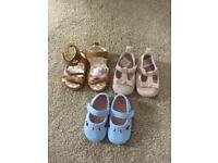 Baby Pram Shoes 3-6months