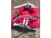 Baby Weavers Car door bouncer pink