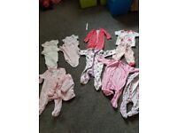 Baby girls summer clothes 3 to 6 months