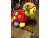 Mamas & Papas Lotty the ladybird rocker