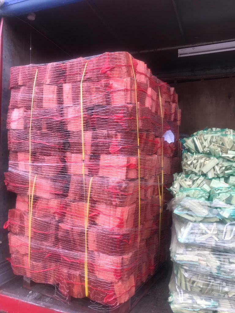 Net bags of firewood 🔥🔥